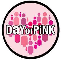 National Pink Shirt Day - Greek T Shirts