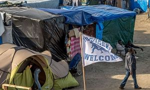 French court orders water, latrines and garbage pickup at Calais refugee camp Government has eight days to implement improvements at camp where about 6,000 people are living after NGOs denounced 'serious human rights violations'  calais new jungle refugee camp france