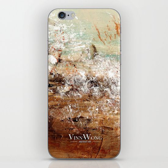 The best beach iPhone and iPod Skins by Vinn Wong | Full collection vinnwong.com | Visit the shop or Pin it For Later!