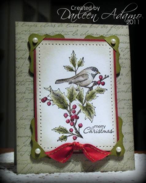 Beautifully done card!