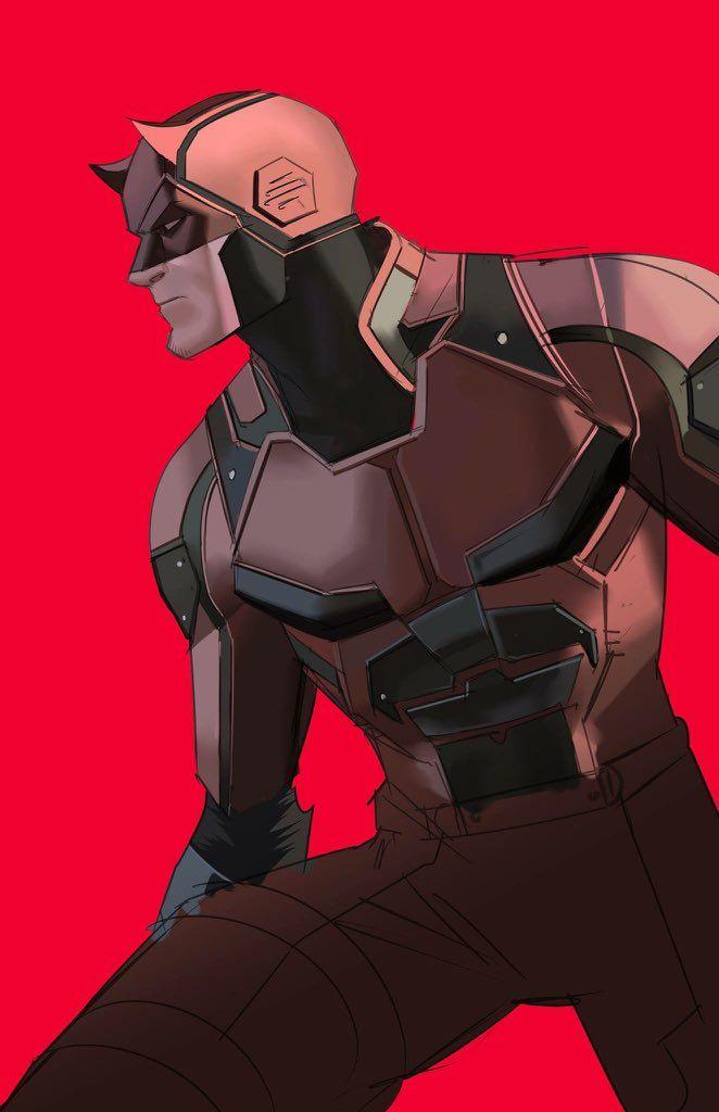 Dan Mora @Danmora_c  Mar 18 Daredevil Netflix