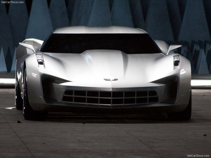 #Chevrolet Stingray Concept Omg this is so hot