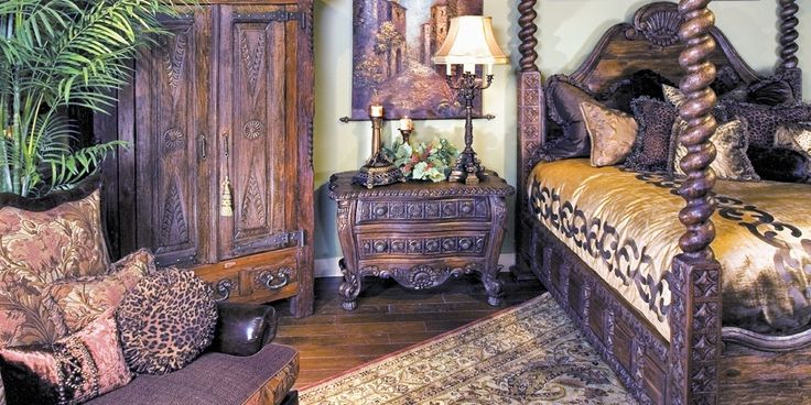 Tuscan Furniture, Lighting, Rugs & Accessories