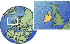 Ireland Time Zone
