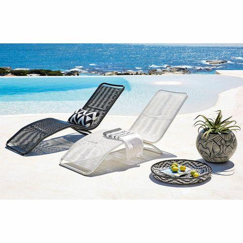 25 best ideas about bain de soleil resine on pinterest for Bain de soleil maison du monde