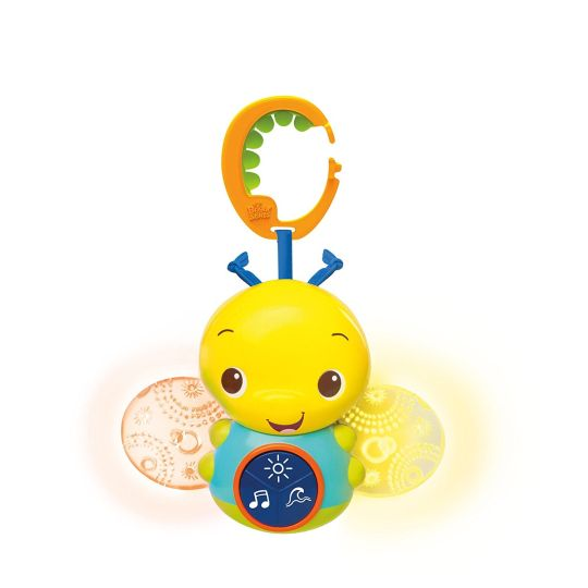 Best Deals 50% OFF Bright Starts Take-Along Toy Beaming Buggie | Amazon:   Best Deals 50% OFF Bright Starts Take-Along Toy Beaming Buggie | Amazonhttp://bit.ly/2i3YrQm#TodayDeals #DailyDeals #DealoftheDay - This little lightning bug will light up babys world. The Beaming Buggie take-along toy from Bright Starts entertains baby with lights and sounds. The magical wings light up to create a mesmerizing light show. Sound selections include soothing waves and lullabies. Auto shut-off with 15…