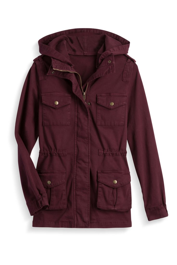 Stitch Fix Stylist: Would love to try a jacket like this!