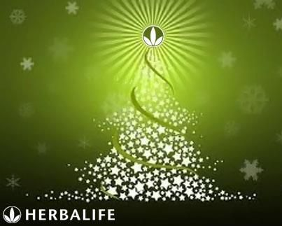 Herbalife Christmas tree