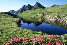 Grubersee Alpbachtal © Alpbachtal