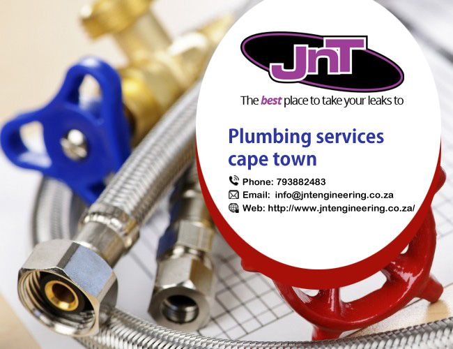 JNT Plumbing Solutions: Is a pioneer in the commercial and local industry that carries out its work with great efficiency. Is one of the well known plumbing companies in Grahamstown offering wide range of #plumbingservices. http://bit.ly/2iH0Vqs