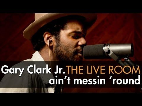 """""""Ain't Messin' 'Round"""" - Gary Clark Jr. - live at Pedernales Recording Studio in Austin, TX for The Live Room on The Warner Sound."""
