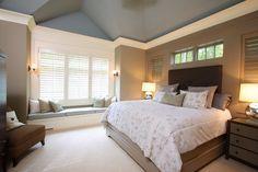 Master Bedroom - traditional - bedroom - grand rapids - by Visbeen Associates, Inc.
