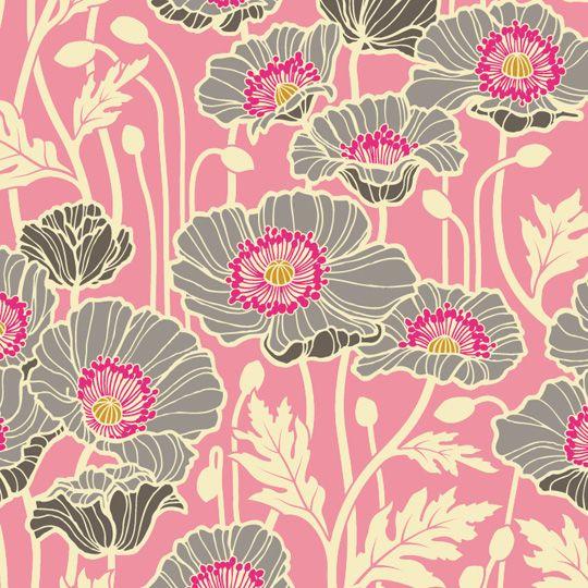 joeldewberry — Notting Hill: Tangerine - Cotton Sateen, Home Decor DONE