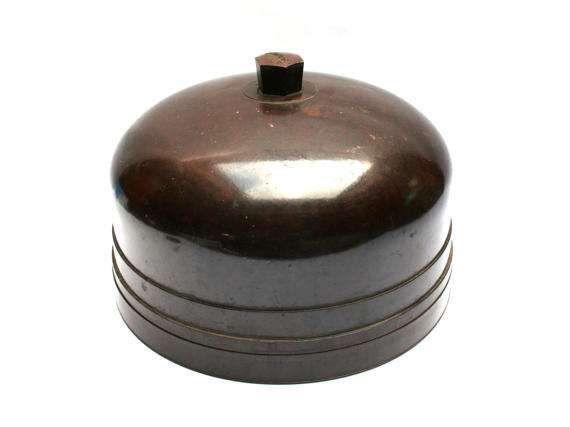 Ancienne yaourtière YALACTA en bakélite avec pots en verre