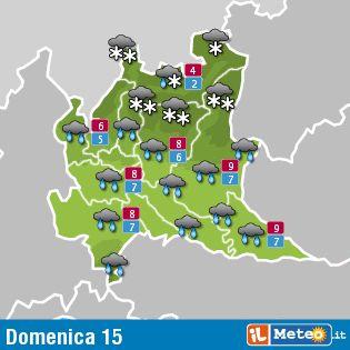 Previsioni Meteo Brescia - Weather Brescia � IL METEO.IT
