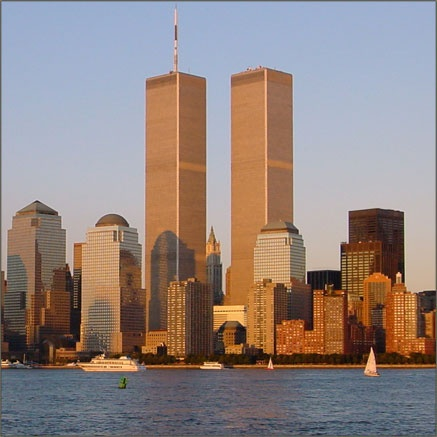 New York - the way it WAS before 9/11
