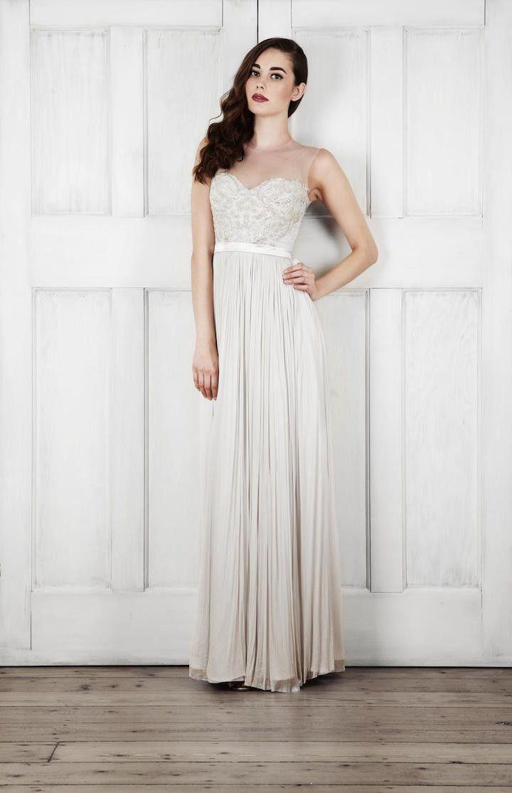 Vintage Wedding Dresses: Catherine Deane - MODwedding