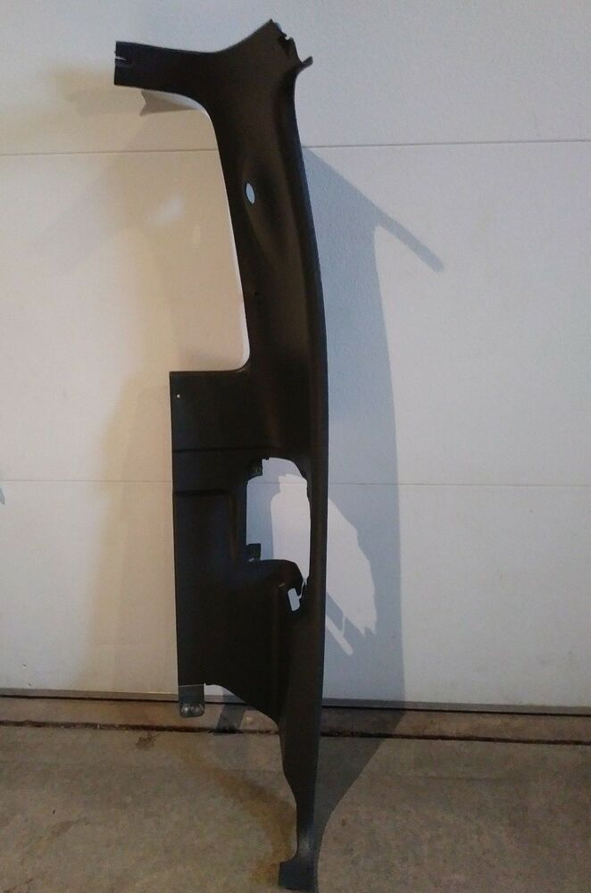 1992 1993 1994 1995 1996 1997 Ford F150 F250 F350 F 350 F 250 4dr Crew Cab Rear Pillar C Trim Molding Lh Ford Ford F250 F350 Ford F150 Used Car Parts F150