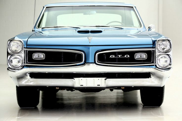 GTO front
