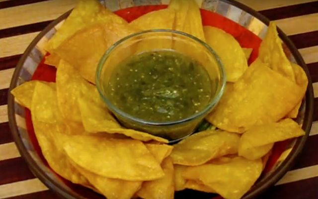 Best Recipes Online: Authentic Mexican Salsa Verde Recipe