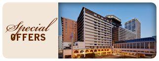 Louisville Hotels: Galt House Hotel   140 North Fourth Street  1-800-843-4258