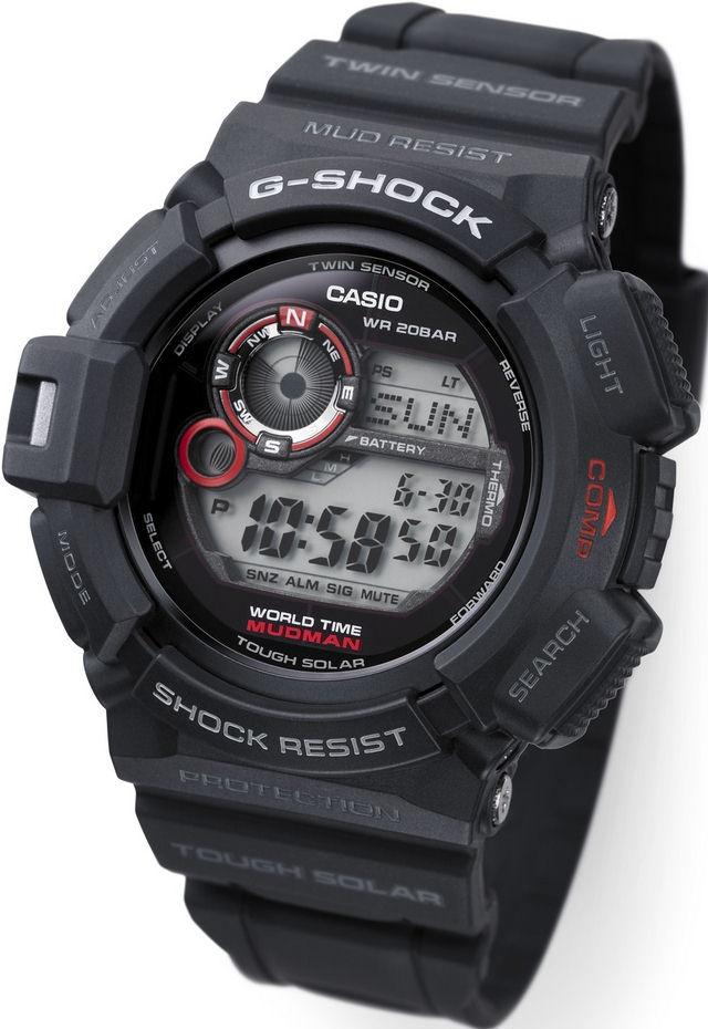 G-9300 Mudman G-Shock   mygshock.com