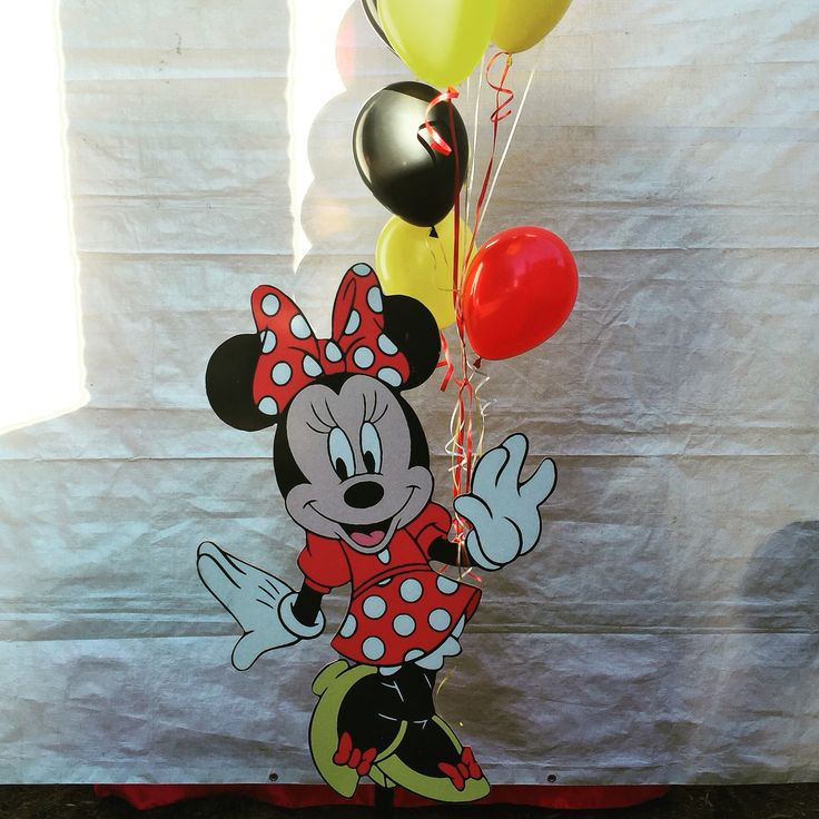 Mickey Mouse Cutouts For Centerpieces | www.imgkid.com ...