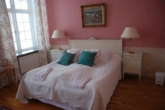 Idingstads Säteri - hotel room