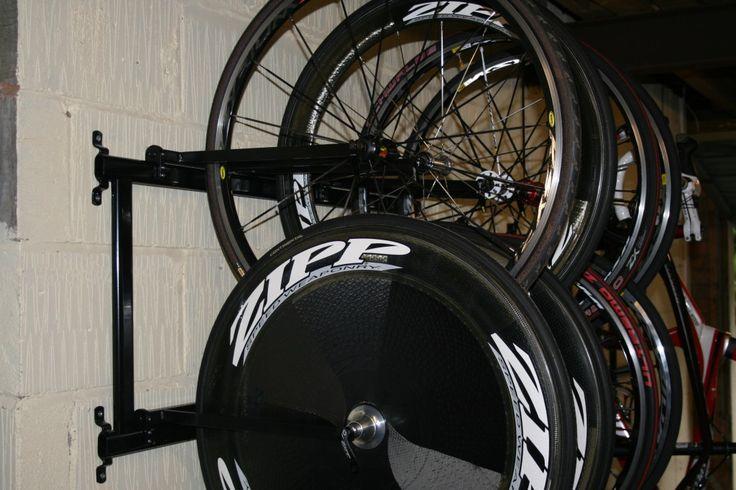 8 wheel rack