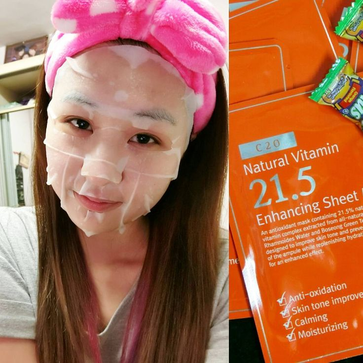 Such mask, much relax, no headache, very chill. This is what I needed after a hectic day at work. #NattaCosme has been kind to me with all these C20 Natural Vitamin 21.5 Sheet Masks.  It has almost everything I love, from calming my redness on the skin to whitening my pimple scars . I'm working on writting up a full review about it soon, so mean while, enjoy my scary face before you sleep