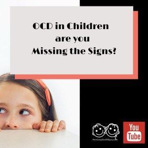 OCD in children: Are you missing the signs? Watch this video to learn the early signs and symptoms of OCD in children.