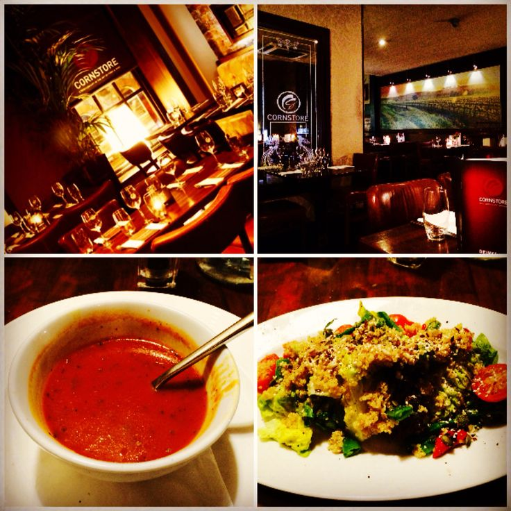 Gorgeous wedding anniversary meal at The Cornstore Restaurant Limerick yesterday. #cornstore #restaurant #limerick #ireland #vegan #glutenfree #healthy #nutritious #food #tomato #basil #soup #quinao #salad #thai #greencurry #dairyfree #weightloss #diet #clean #raw #leanin15 #fitfam #irishfitfam #cleaneats