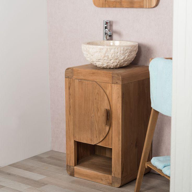 Les 25 meilleures id es de la cat gorie meuble lave main for Petit meuble wc