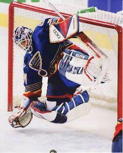 Grant Fuhr st louis blues | Grant Fuhr St Louis Blues NHL Hockey Goalie 8x10 Photo | eBay
