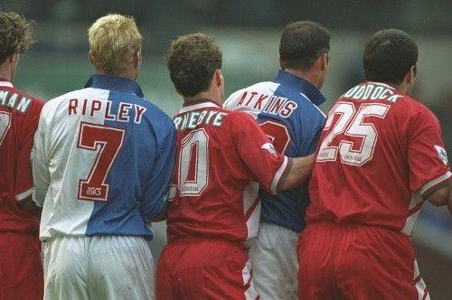 Liverpool v Blackburn Rovers 1994-1995
