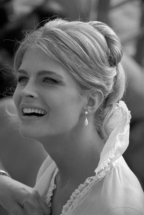 Candice Bergen, photo by Raymond Depardon, 1967.