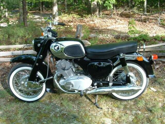 17 best images about classic motorcycles british 1966 honda dream 305 ca77