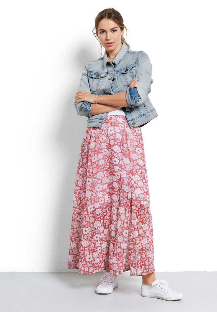 72b3b503f922 Buy Tabitha Maxi Skirt from Hush: A floral maxi skirt is a must this  summer, and our Tabitha skirt is ahead of the trend. Pair the pretty  wildflower print ...