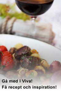Mat, vin & recept - Viva Vinklubb