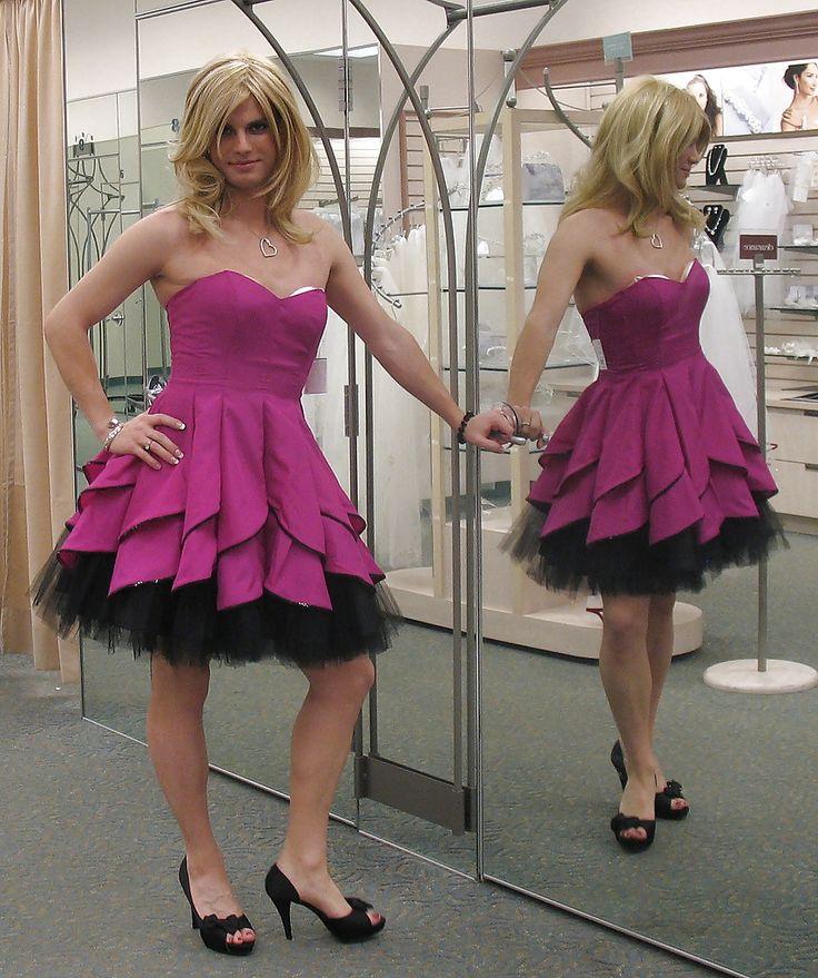 Stand and deliver. #Crossdressing, #Crossdresser, #Sissy, #Transvestite