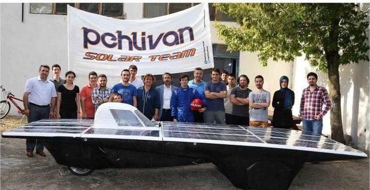 Trakya'dan PEHLiVAN Solar Team http://www.otometre.com/2014/09/trakyal-pehlivan-solar-team.html