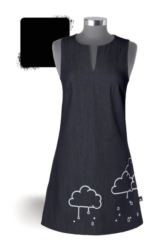 Every cloud has a silver lining (or denim?). berserk.bigcartel.com