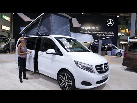 Marco Polo – a new star in camper van heaven - Mercedes-Benz original