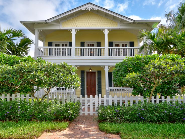 For Sale Three Colorful Homes In Stuart Florida