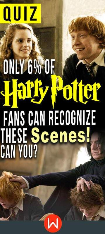 Harry Potter Quiz: Only True Fans Will Recognize All 22 Of