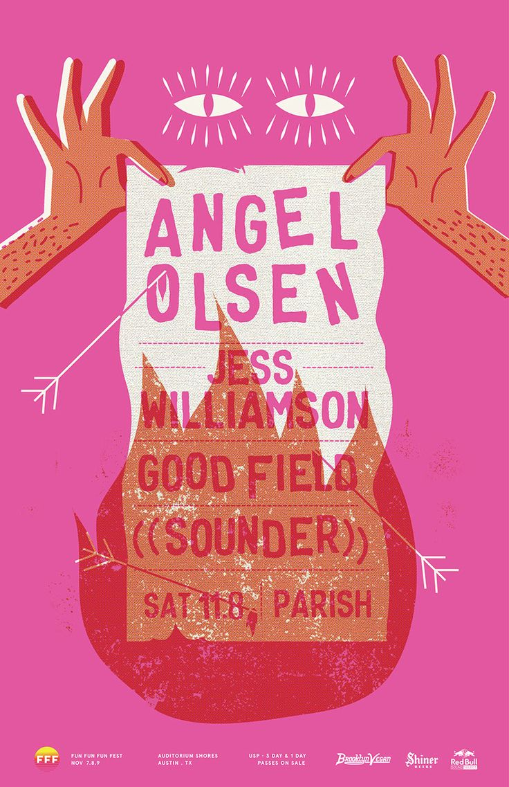 Angel Olsen #music #gig #poster