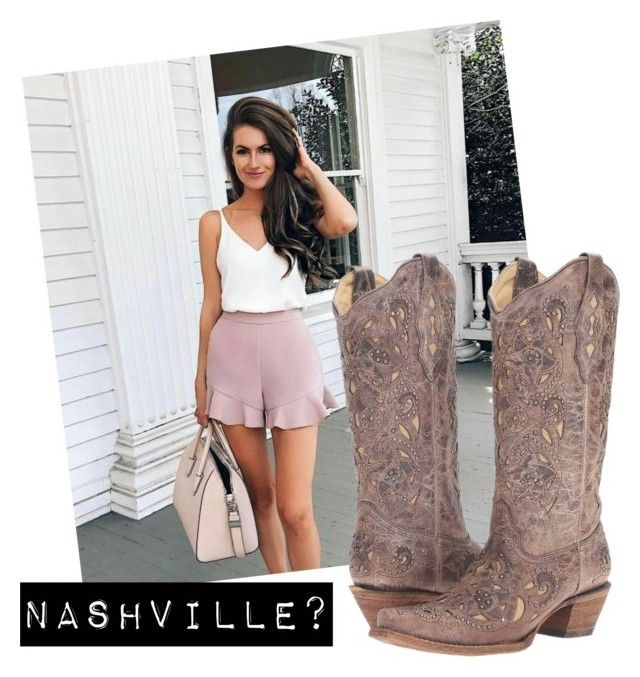 """""""Nashville outfit option?"""" by mlapel428 on Polyvore featuring Corral"""