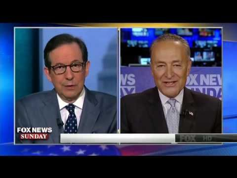Chris Wallace Challenges Schumer on Leading 'First Partisan Filibuster' Against Gorsuch