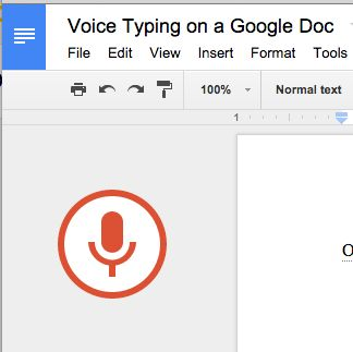 Google Docs now allow for voice typing. I use voice typing on my phone all the time, this is a welcome addition to Google Docs. I am amazed at how accurate the voice typing is. Make sure you…