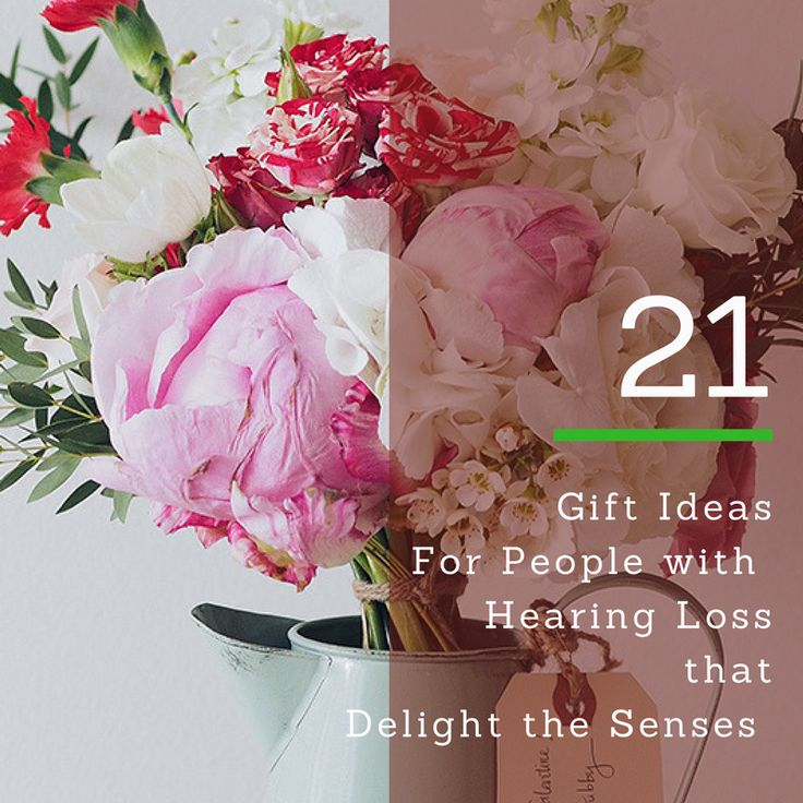 21 Ideas Guests Will: 21 Gift Ideas For People With Hearing Loss